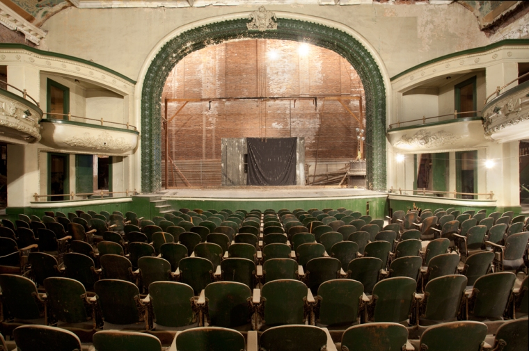 First floor of the Orpheum Theatre