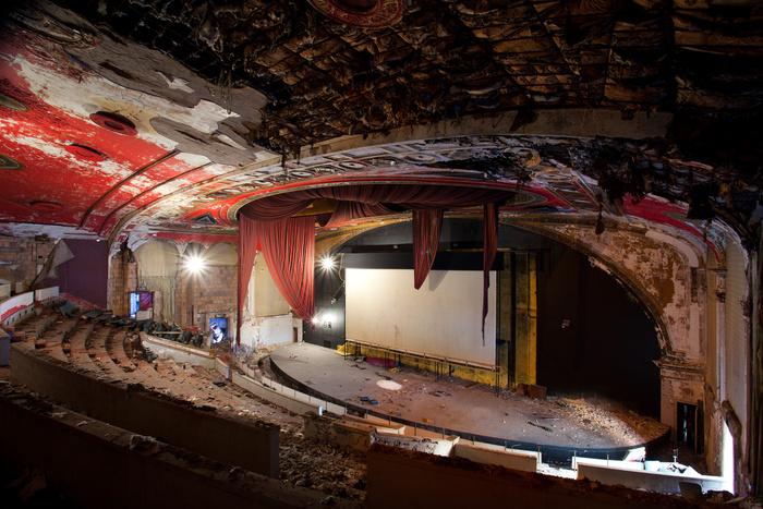 The Fabian Theatre in Patterson, NJ