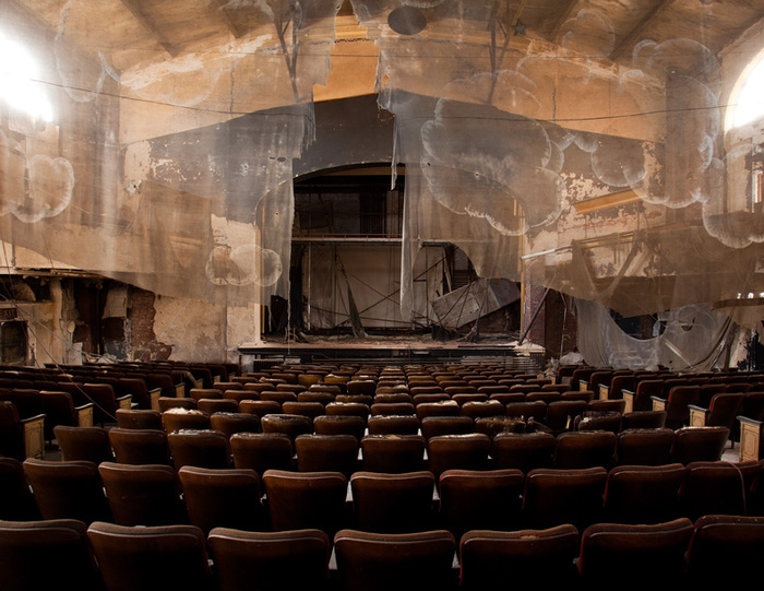 The Penthouse Theatre in Newark, NJ