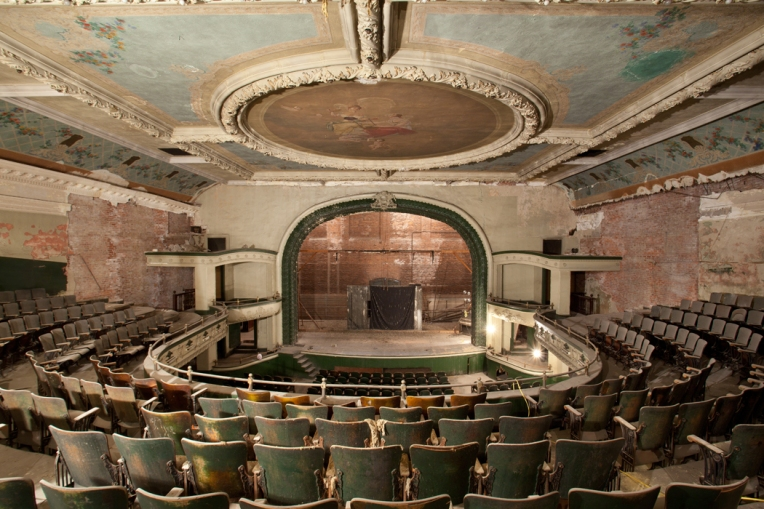 Orpheum Theater in New Bedford, Ma
