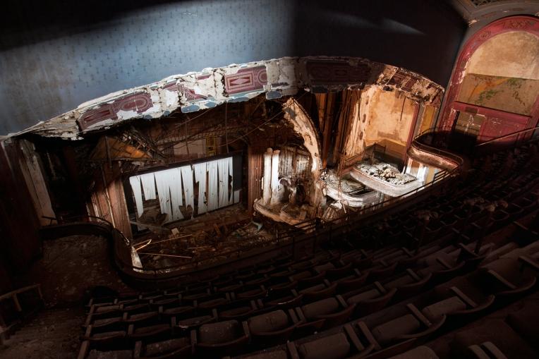 Top Level Proctors Palace Theatre