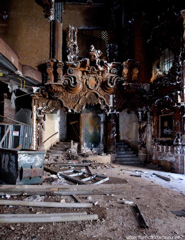 Abandoned Movie Theater Flushing