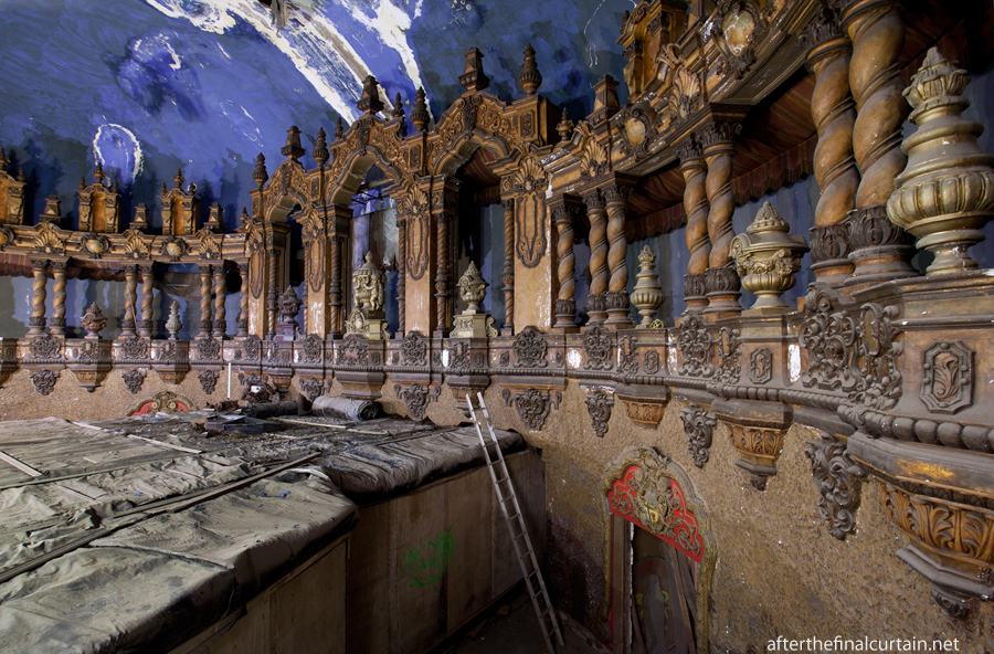 Abandoned Movie Theater In Flushing