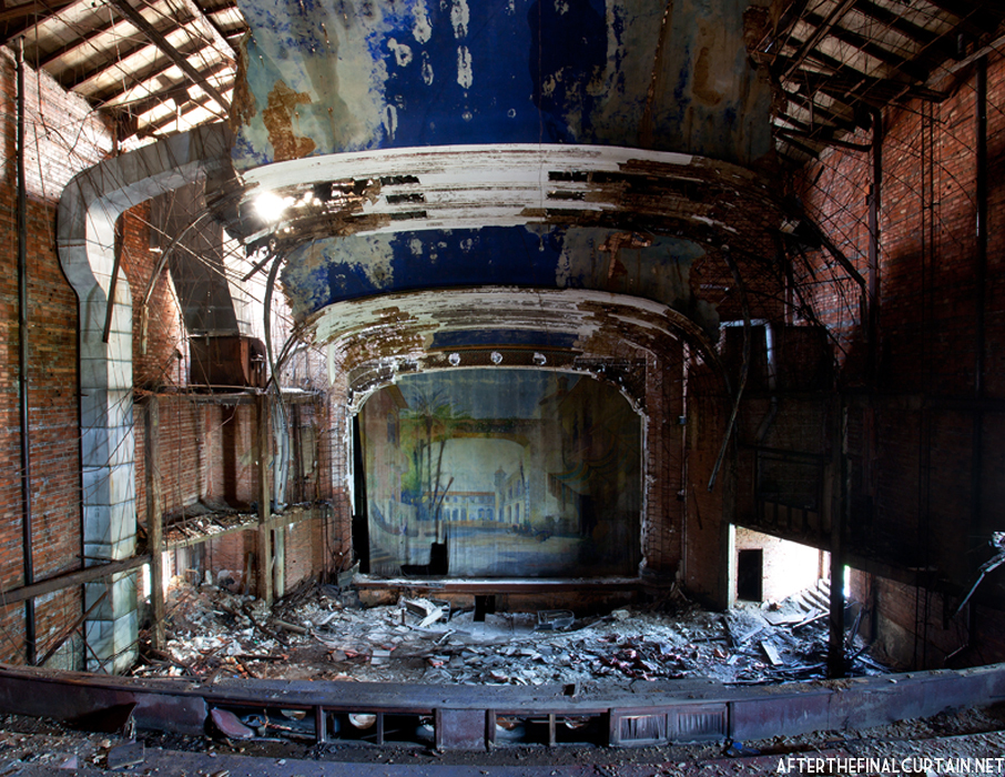 Abandoned Movie Theaters Chicago