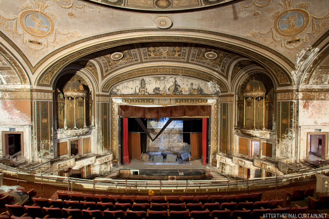 Loews Theatres, also known as Loews Incorporated (originally Loew's), founded on June 23, by Marcus Loew, was the oldest theater chain operating in North America until it merged with AMC Theatres on January 26,