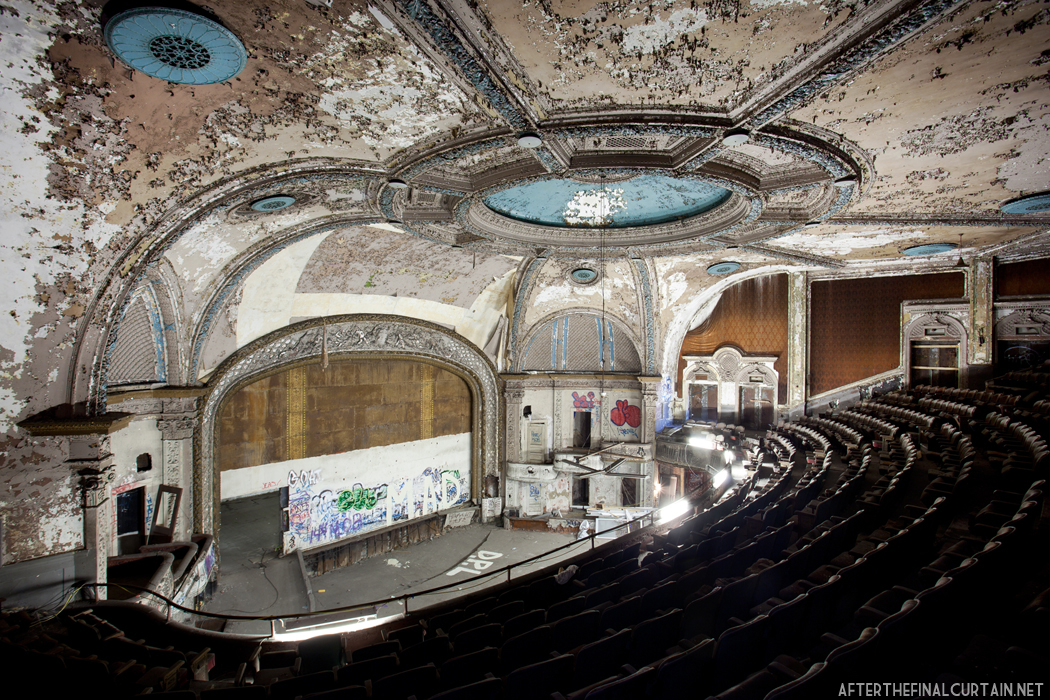 the rko hamilton theatre � after the final curtain