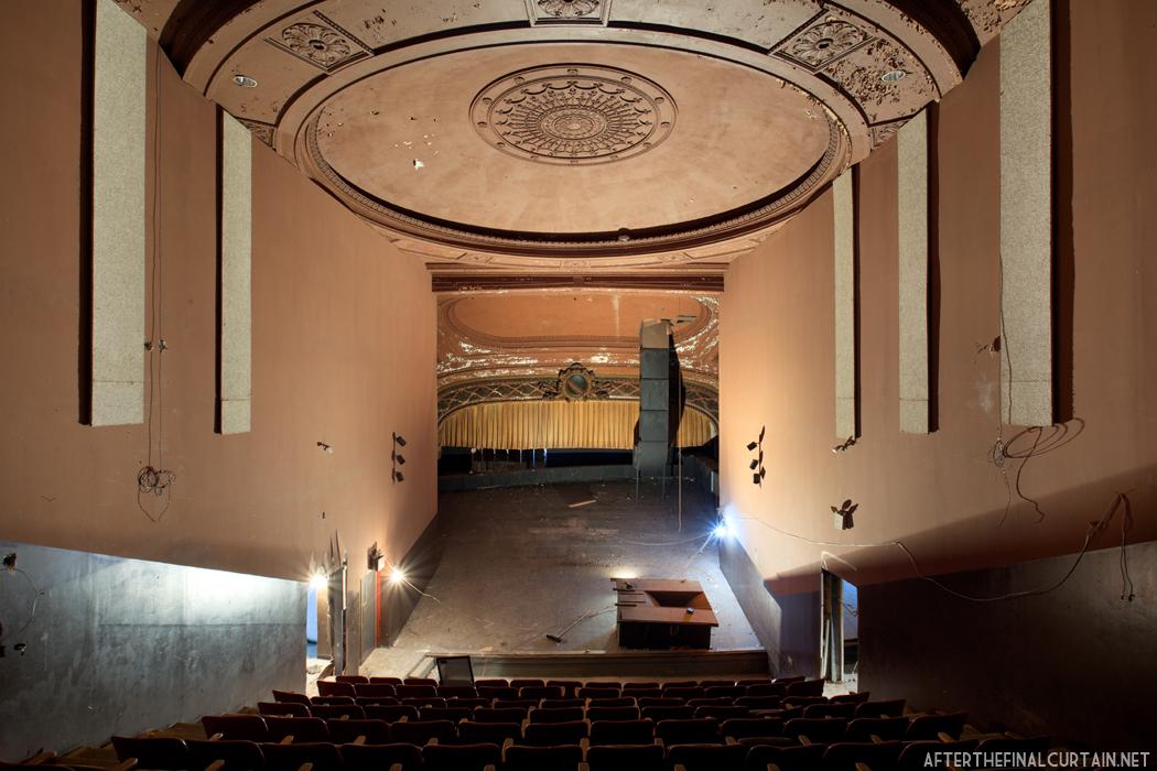 Balcony Level - Ridgewood Theatre Queens, NY