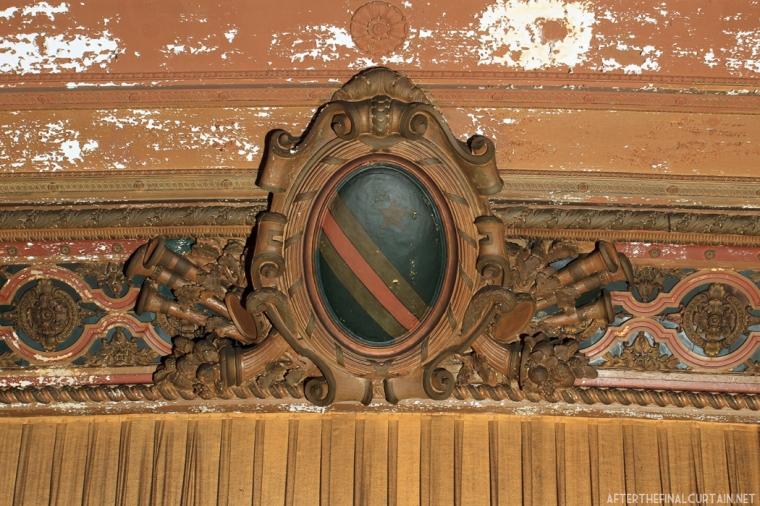 Proscenium Arch - Ridgewood Theatre