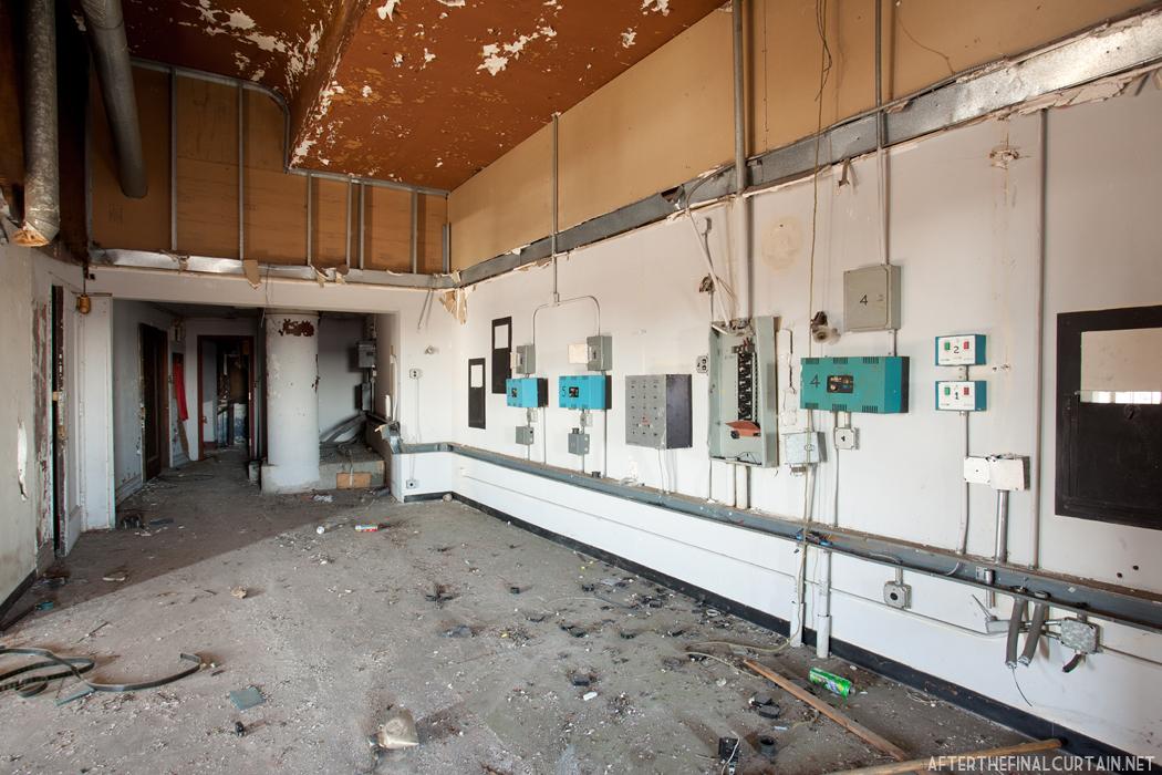 New Projector room - Ridgewood Theatre, Queens, NY