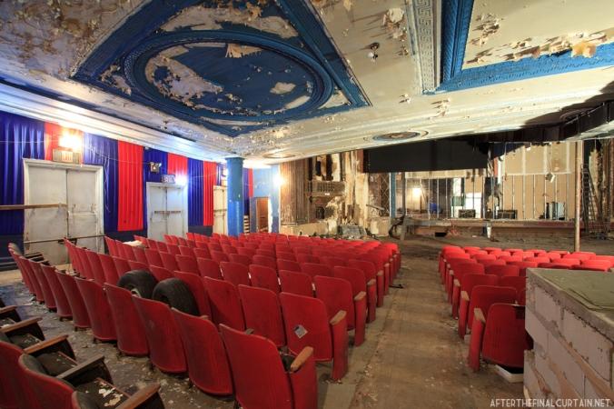 Main level - Ridgewood Theatre Queens, NY