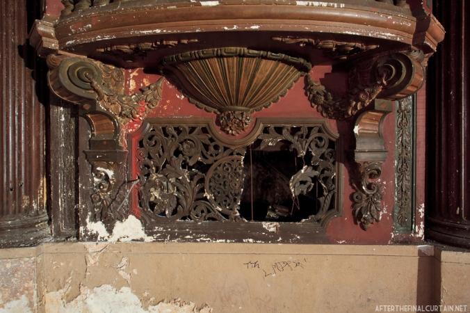Woodwork - Ridgewood Theatre Queens, NY