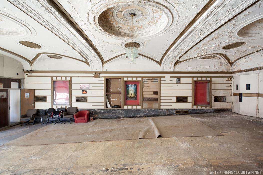 Entrance - Ridgewood Theatre Queens, NY