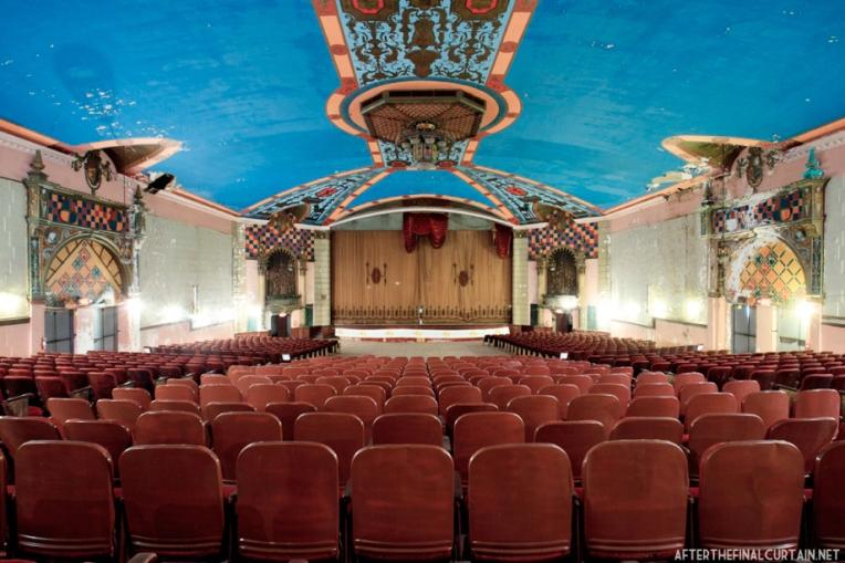 Lansdowne theater auditorium