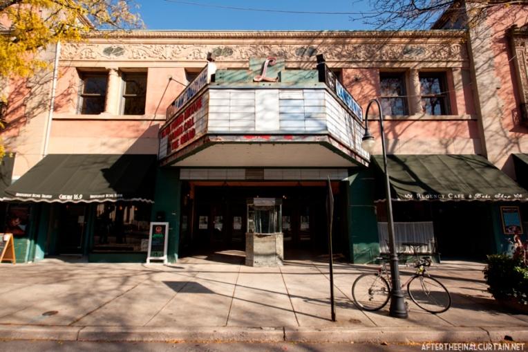 Lansdowne Theatre building in Lansdowne PA.