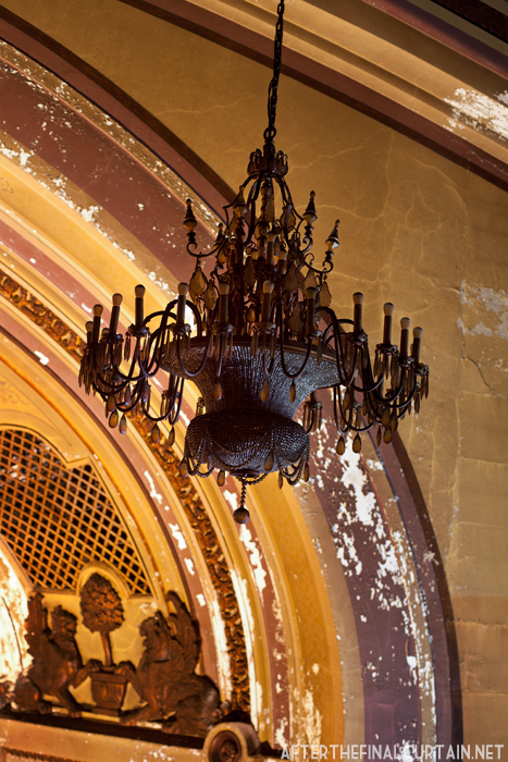 Chandelier - Proctor's Troy Theatre