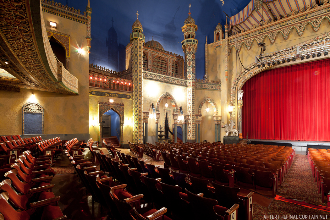 avalon new regal theatre � after the final curtain
