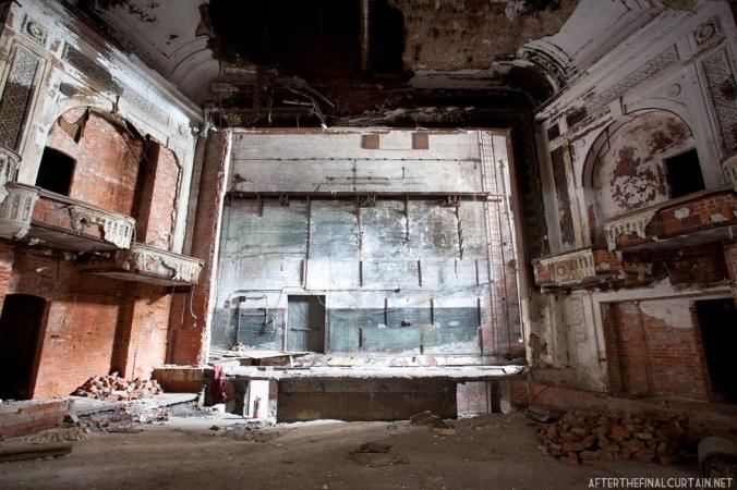 Main floor National Theatre Detroit, MI