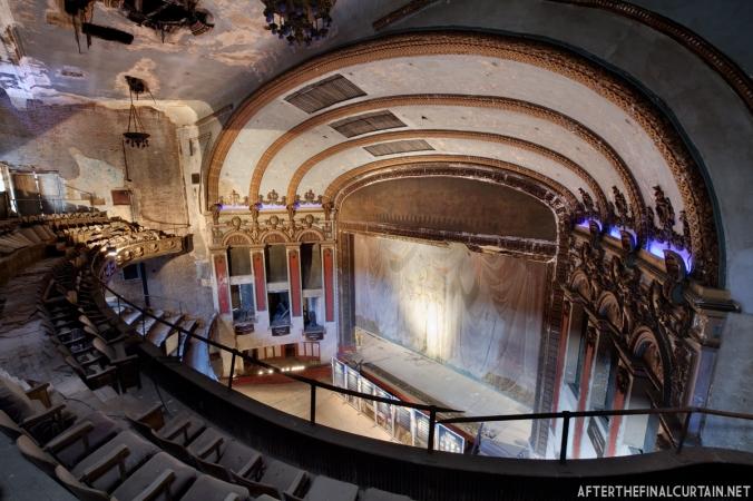 Lyric Theatre Birmingham, AL.