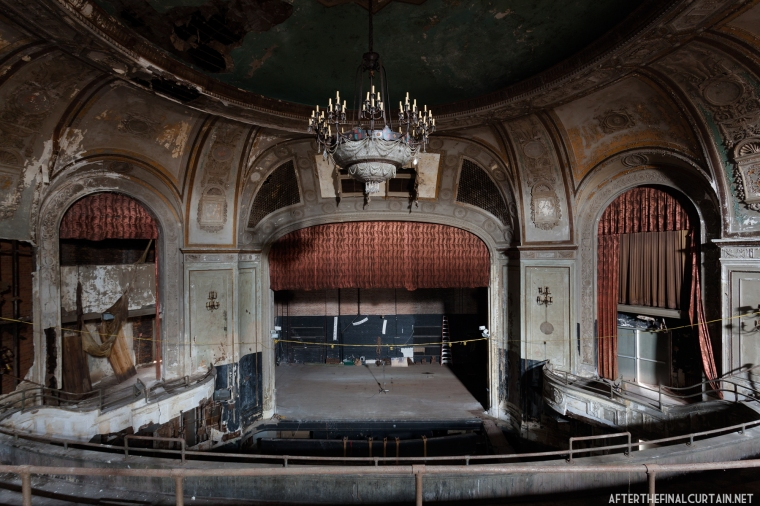 Embassy Theatre Port Chester, NY