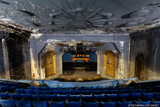 Uptown Theatre Philadelphia, PA