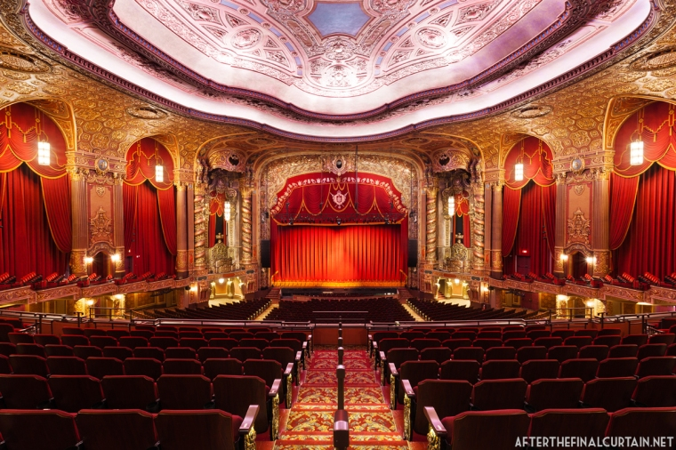 Kings Theatre after renovation.