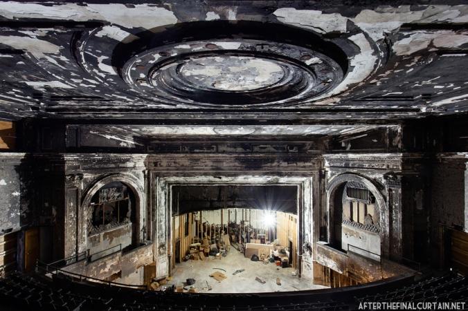 Franklin Park Theatre Dorchester, MA