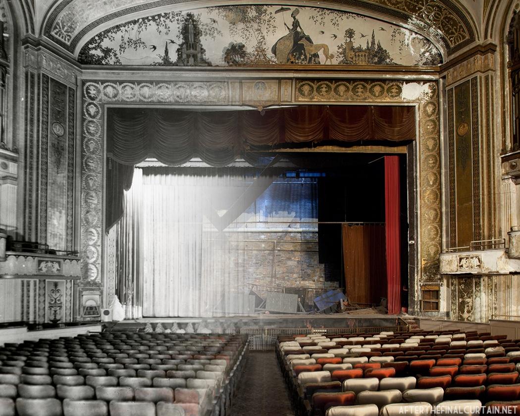 167th and cicero movie theatre