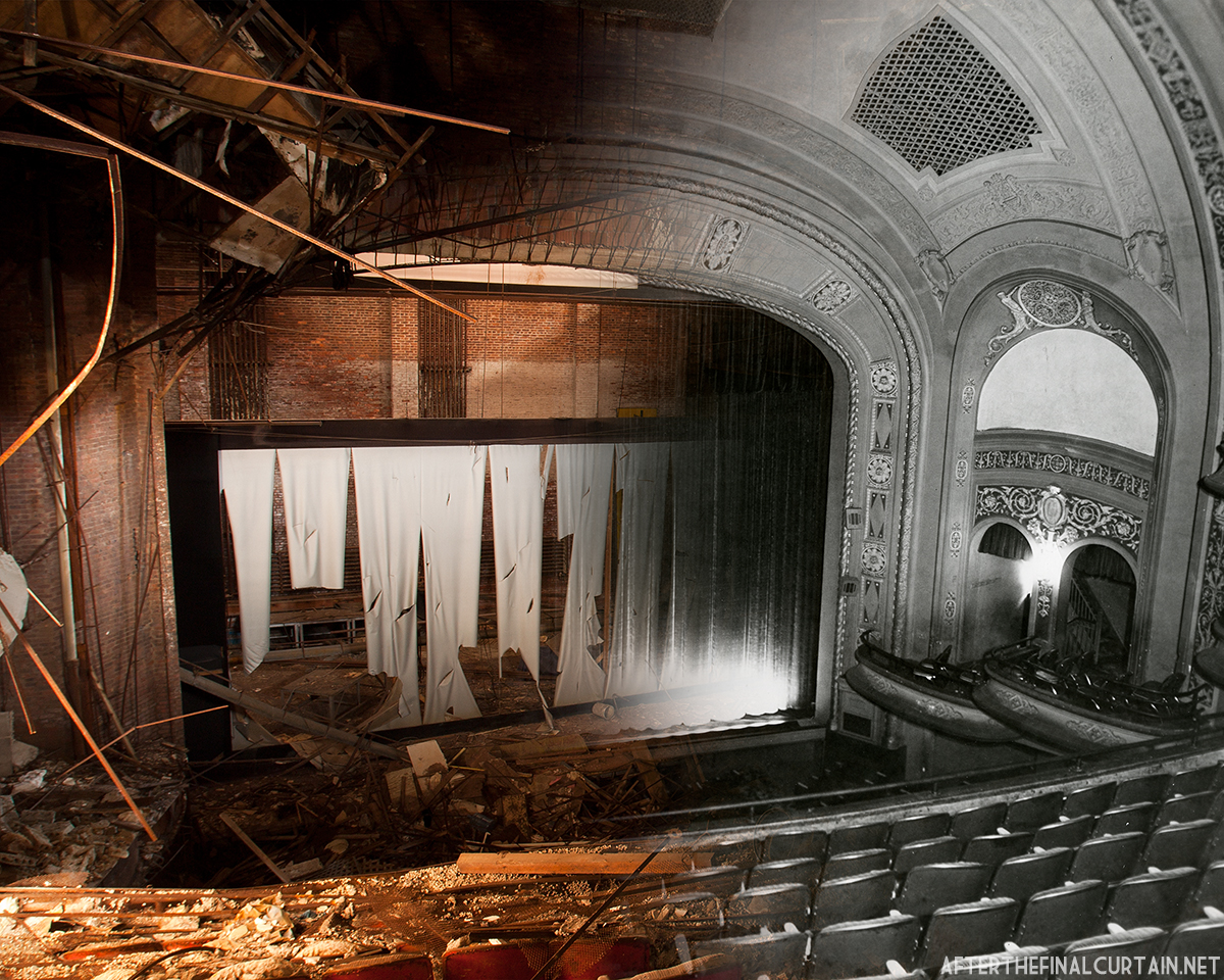 bampw image of proctors palace theatre courtesy of the