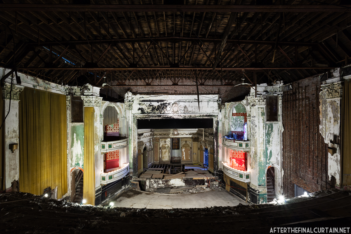 everett square theatre � after the final curtain