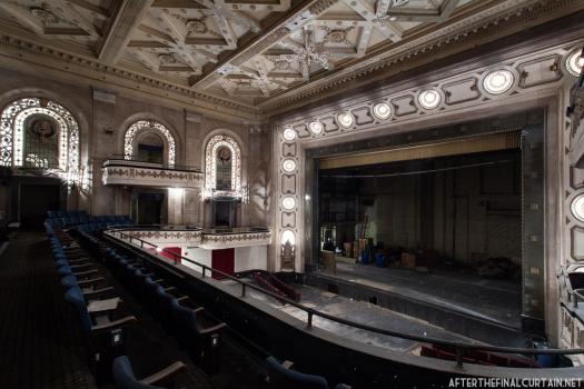 Studebaker Theatre Chicago, IL