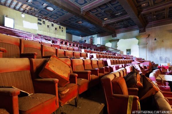 Fox Theatre Fullerton, CA