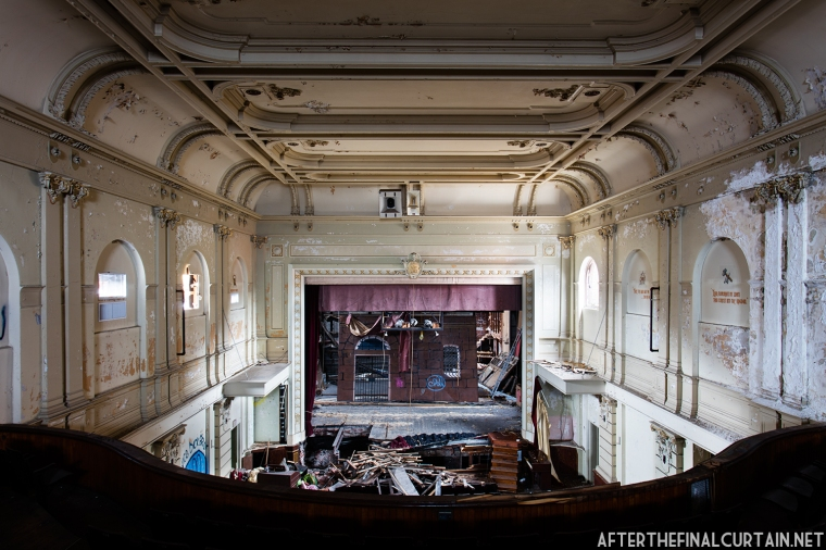 Abandoned Theatre Pittsburgh, PA