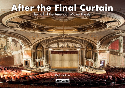 After the Final Curtain: The Fall of the American Movie Theater is being released on November 15, 2016.