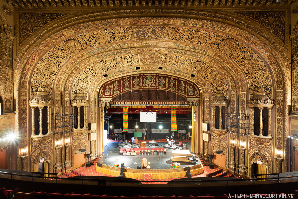 united palace of cultural arts loew�s 175th street