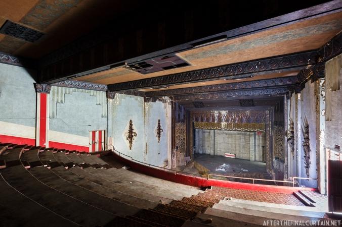 Roxie Theatre, Los Angeles, CA.