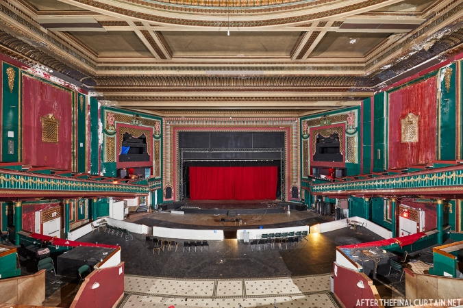 Auditorium, State Theatre in South Bend, Indiana